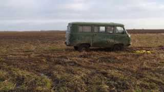 UAZ 452 engine sound