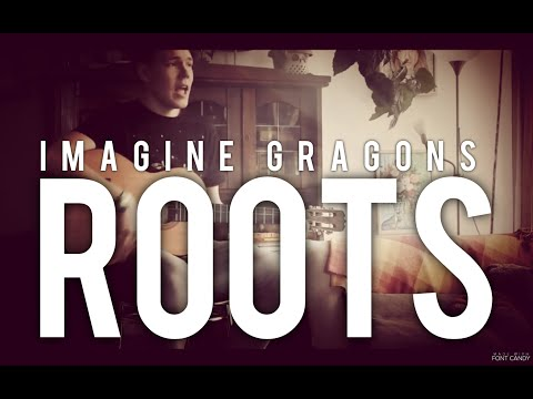 Roots - Imagine Dragons  acoustic guitar cover by Jeks Jeison