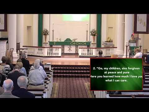 Sola Worship: Zion Lutheran Ann Arbor 10/13/19