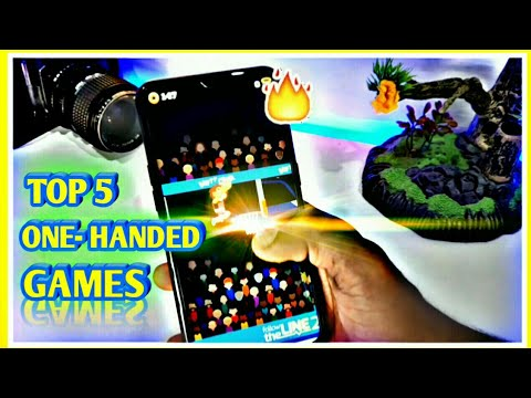 Top 5 One Handed Games| 2020 Edition| FEBRUARY