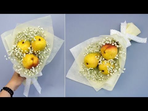 Поделка из декоративной груши своими руками