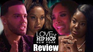 "Love & Hip Hop New York ""Blame Game"" #LHHNY (Review/Recap: Season 9, Episode 2)"