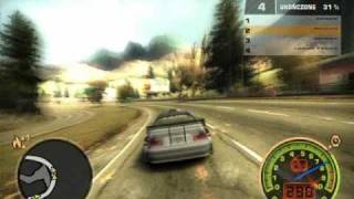 Need For Speed Most Wanted Black Edition Gameplay PC Maxed Out [New Cars]