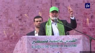 حركة حماس تعلن رسمياً مقاطعة اجتماع المجلس المركزي الفلسطيني