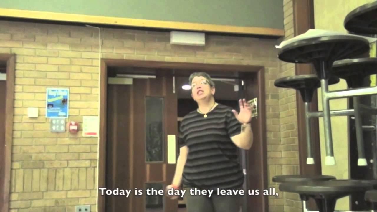 How to say goodbye paul tiernan lyrics