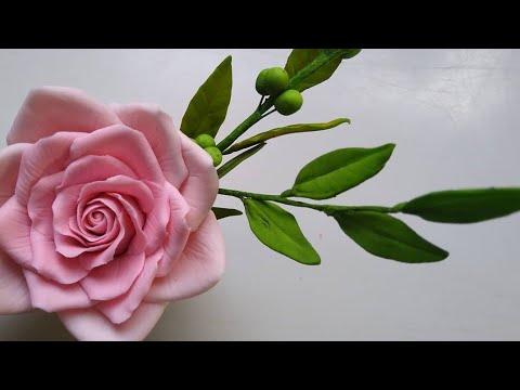 Rosa degradê e aramada
