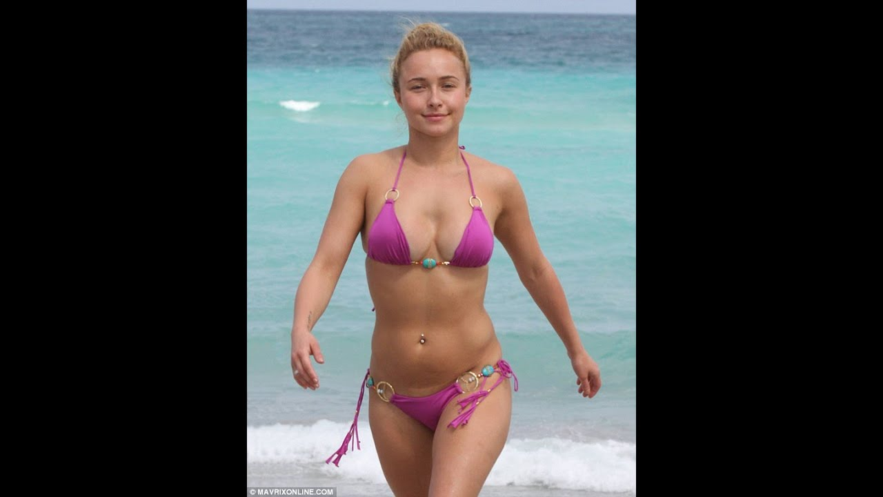 hot Hayden panettiere