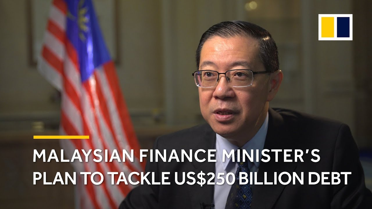 Image result for minister of finance malaysia lim guan eng