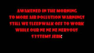 Dawn Patrol - Megadeth Karaoke