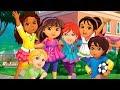 Dora & Friends: Charm Magic - Fun Kids Games