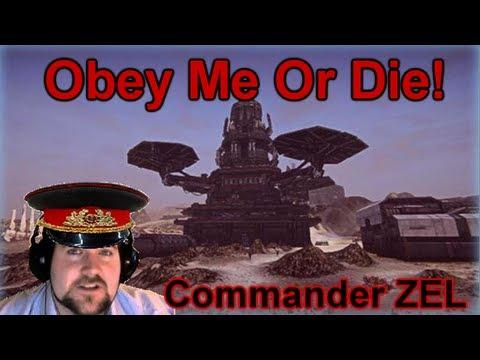 PlanetSide 2 Outfit Battle Coms. E03 Im CommanderZEL
