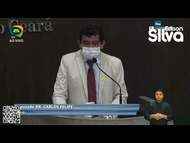 Carlos Felipe diz que alvo da CPI está errado
