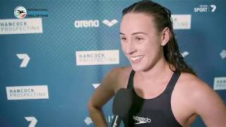 Gambar cover Brianna Throssell's 2:07 in 200 Fly at 2019 Australian World Trials