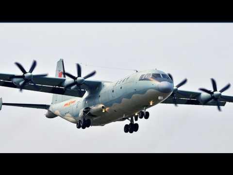 Avião de Vigilância Militar Chinesa Y-8 é Avistado Voando perto de Taiwan