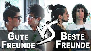 GUTE FREUNDE vs BESTE FREUNDE | John & Bao feat. Jay & Arya