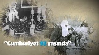 "TSK'dan ""Cumhuriyet 93 yaşında"" videosu"