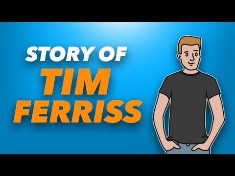 Story of Tim Ferriss, Author of The 4-Hour Workweek | How to Escape the 9 to 5