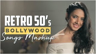 Retro 50's Bollywood Mashup | Varsha Tripathi