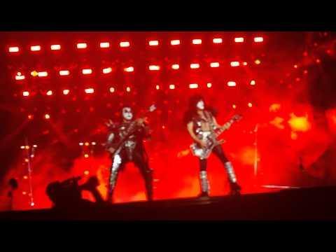 Kiss - Detroit Rock City LIVE @ Graspop Metal Meeting 19-6-2015