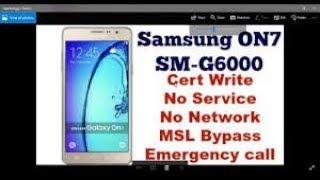 Sm G6000 No Service Fix