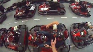 GoPro & REDLAF RD990 Karting ZygZak Bielsko - Biała