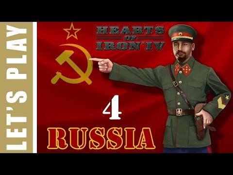 HOI4 Russian Rampage World Conquest 4
