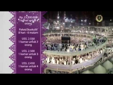 Paket Umroh Premium Plus Turki Harga Rp 23 Jutaan Hana Tours.