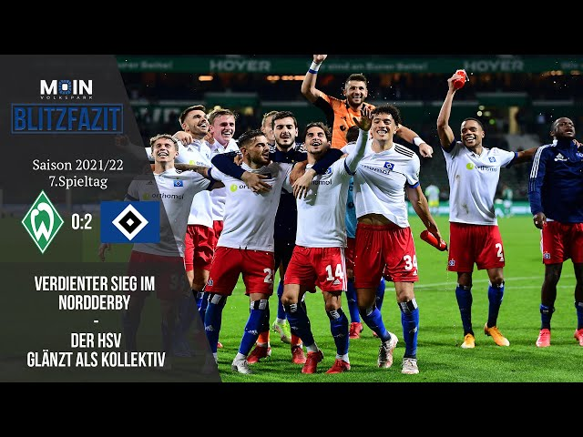 Scholles Blitzfazit zum Spiel   Werder Bremen 0:2 HSV   Saison 21/22   #029