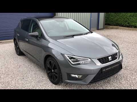 Used SEAT Leon 1.4TSi FR Black Technology Preston, Lancashire
