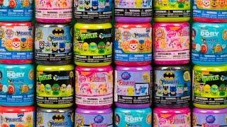 Huge Mashems & Fashems Surprise Toy Finding Dory Ninja Turtles Batman Paw Patrol MLP Kinder Playtime