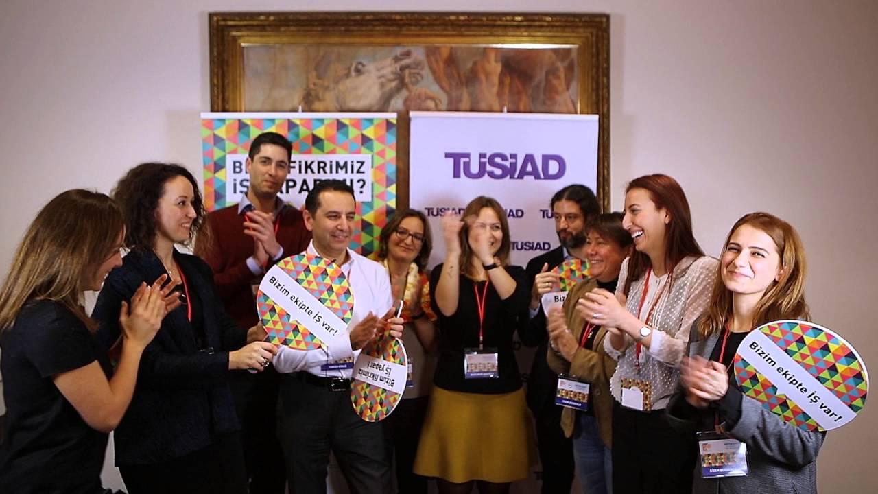 TÜSİAD Bu Gençlikte İŞ Var! Yarışması 2015-2016 Dönemi Proje Filmi
