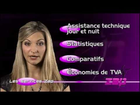 VIDEO SYSTEME ZAP - Février 2011 - SERVICES ZAP