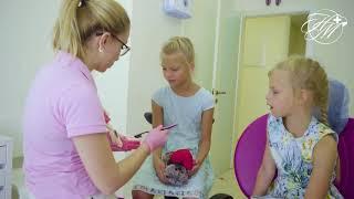 Как правильно чистить зубы, урок гигиены