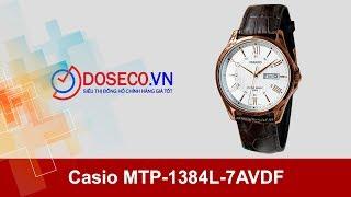 [Góc Review nhanh] #970: Casio MTP-1384L-7AVDF