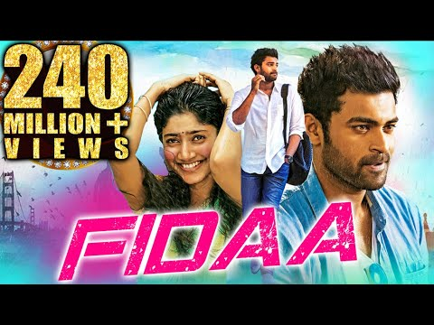 Fidaa 2018 New Released Hindi Dubbed Full Movie  Varun Tej, Sai Pallavi, Sai Chand, Raja Chembolu