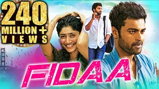 Fidaa 2018 New Released Hindi Dubbed Full Movie | Varun Tej, Sai Pallavi, Sai Chand, Raja Chembolu