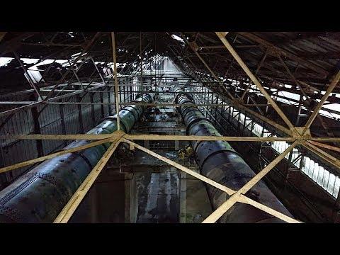 Shoreham Cement Works!! Extremely Dangerous ⚠ - Urban Explore