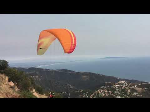 Tandem Mountain Top Paragliding Flight - Topanga   Expedia