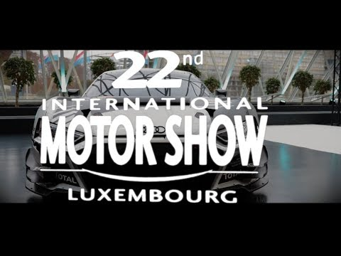 International Motor Show Luxembourg 2019 (22nd edition)