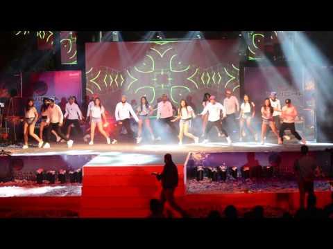 Step up Stunner's performance. Zensar. Vividha 2016.