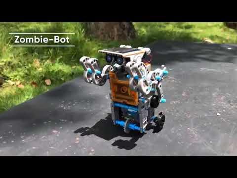 MiBro Really RAD Interactive Remote Control Robot