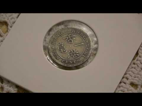Asian Silver Coin Collection - Some Very Old Coins