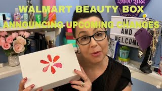 WALMART BEAUTY BOX (JUNE 2020) WITH UPCOMING CHANGES