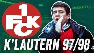 Wie der FC Kaiserslautern 97/98 ein Fußball-Wunder vollbrachte! - Onefootball Goats