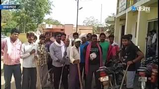 CLEANERS STRIKE  AT JABALPUR