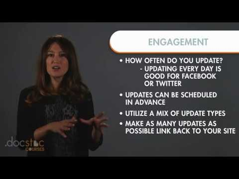 Status Updates: Engagement & Follow Up - 6-Step Strategy To Profitable Social Media Marketing