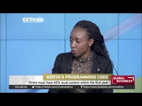 Kenya enforces new television programming rules