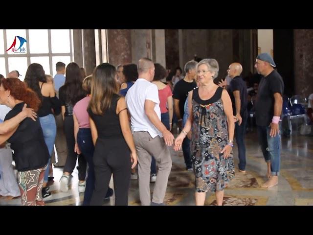 WELL DANCE   NEUROMED REGGIA DI CASERTA // APPIA POLIS // LA NOTTE DEI RICERCATORI