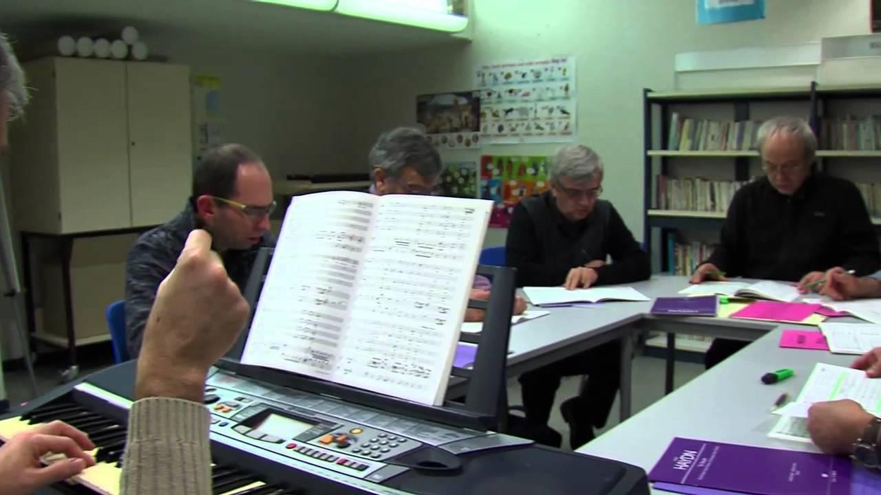 Chant choral : DeSiDeLa, 20 ans de passion
