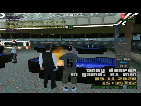 Игра на 75.000.000$  EVOLVE RP 03 